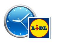 Orari di apertura LIDL