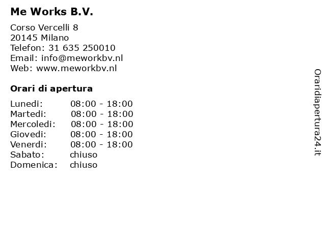 Retail Italia Network Srl a Milano: indirizzo e orari di apertura