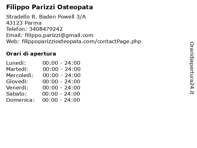 Azienda Corte Mariani Societa' Agricola a Responsabilita' Limitata a Parma: indirizzo e orari di apertura