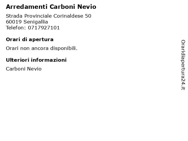 Carboni Correggio Arredo Bagno.ᐅ Orari Arredamenti Carboni Nevio Strada Provinciale